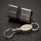 Dados Kingston HyperX PVermelhoator Traveler USB 3.0 Flash Drive (DTHXP30 / 1 TB)