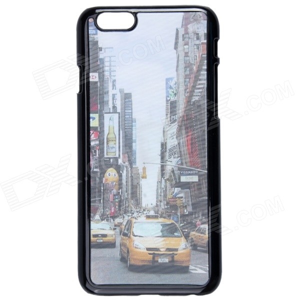 Cool Change Freely Statue of Liberty / Cityscape Style 3D Graphic PC Case for IPHONE 6 4.7