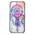 "Aeolian Bell Pattern Plastic Back Case for IPHONE 6 4.7"" - White + Multicolored"