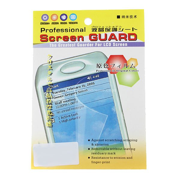 2.6-inch Screen Protector for PDA