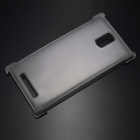 DOOGEE Protective PC Back Case for DOOGEE KISSME DG580 - Transparent