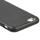 "Hat-Prince Protective Soft Silicone Back Case for IPHONE 6 4.7"" - Black"