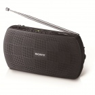 Genuine Sony Portable Stereo Radio SRF-18 - Black
