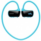Genuine Sony 4GB W Series MP3 Walkman NWZ-W273 - Blue (Fashionable and Super Light Weight)