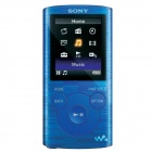 Genuine Sony 8GB E Series Digital Media Player NWZ-E384 - Blue
