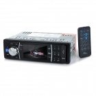 "STC 8006 3"" TFT Display Car MP5 Audio Player w/ Reversing Rearview / FM / SD Slot - Black + Grey"