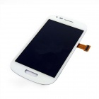 Samsung i8190 Replacement LCD Touch Screen Module - White