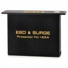 HDMI 1080P Device Surge / ESD / Lightning Protector - Black
