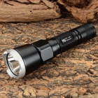 NITECORE P15 430lm 7-Mode Cool White Light LED Hunting Flashlight - Black (1 x 18650)