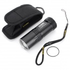 NITECORE EA41 1020lm 8-Mode White Light LED Memory Flashlight - Black