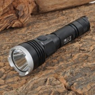 NITECORE P16 960lm 7-Mode Cool White LED High-Brightness Tactical Flashlight - Black (1 x 18650)