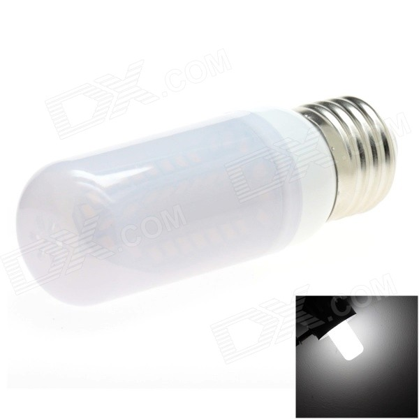 HONSCO E27 5W 400lm 84-SMD 2835 LED Cool White Light Bulb