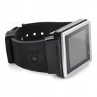 "ZGPAX S6 1.54"" Touch Screen Dual Core Android 4.0 3G Smart Watch Phone w/ Camera, Wi-Fi - Black (US)"