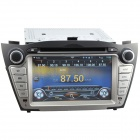 7'' HD Capacitive Touch Screen Android 4.2 GPS Navigation Car DVD Player for Hyundai IX35 Tucson