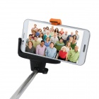 De alto vuelo X-05 Bluetooth Wireless Mobile Phone Monopod para iOS / Android System w / MF - Negro