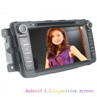 "LsqSTAR 8"" Capacitive 2Din Android4.2 Car DVD Player w/ GPS WiFi BT Canbus for Mazda CX-9 2012-2014"