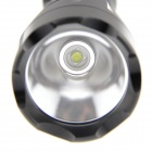 UltraFire U4-MCU 3-Mode 800lm Neutral White LED Flashlight - Black (1 x 18650)