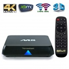 Tonomac M8 4K Quad-Core Android 4.4.2 Google TV Player w / 2GB RAM, 8 GB ROM, XBMC, Wi-Fi, EU-Stecker
