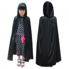 Kids' Death Cloak Mantle for Halloween / Costume Party / Cosplay - Black (M)