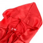 Death Viitta Mantle Halloween / Costume Party / Cosplay-Red (M)