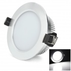 HUGEWIN HTD688 9W 200lm 6000K 18-SMD 5630 LED White Fog-proof Ceiling Lamp (AC 85~265V)