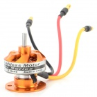 CF2805-14M DIY 128W 2840KV Brushless Motor for Quadcopter R/C Helicopter - Black + Antique Brass