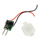 Buy JRLED 10W 200lm 465nm LED Blue Light Emitter Power Supply Driver Board