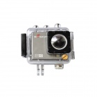 "Boscam HD08A FPV 1.5 ""LCD 1 / 2.5"" CMOS câmera de 5MP 1080P FHD Sports para RC Multicopter - Black"