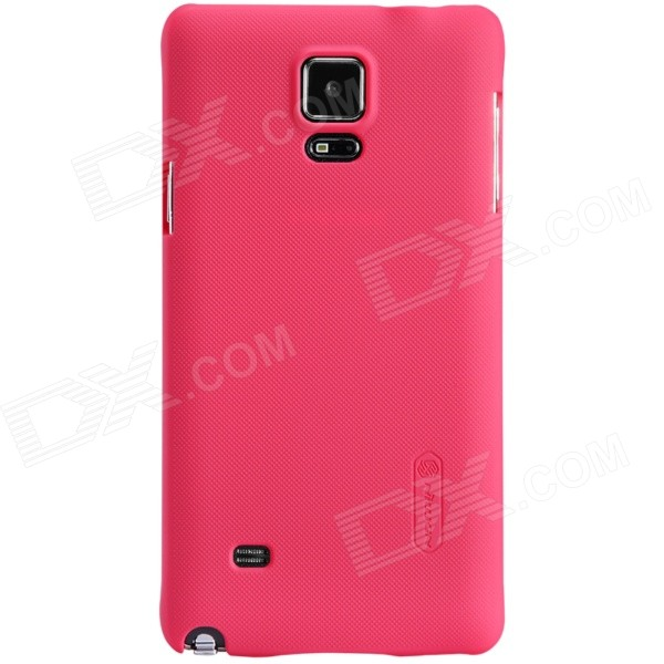 NILLKIN Matte Protective PC Back Case for Samsung GALAXY Note 4 - Red защитная пленка для мобильных телефонов 4 2 x 2 x nokia lumia 920