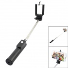 TOP-FLIGHT Wireless Bluetooth V3.0 Mobile Phone Monopod for iOS / Android System - Black