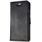 "Mr.northjoe Protective PU Leather Flip-open Case w/ Stand for IPHONE 6 4.7""- Black"