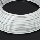 AF200X 2.5mm2 (19/0.41) Tin-plated Teflon + Silicone Fiber Heat-resistant Cable Wire - White (100m)