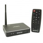 Ideastar M8S Quad-Core Android 4.4.2 Google TV Box w/ 2GB RAM, 16GB ROM, Wi-Fi, TF, EU Plug - Black