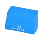 G-LINK 2400K Universal Portable Silicone Flash Diffuser - Blue