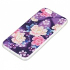 Kinston Multicolor Flor Patrón TPU Soft Case para IPHONE 6 / 6S