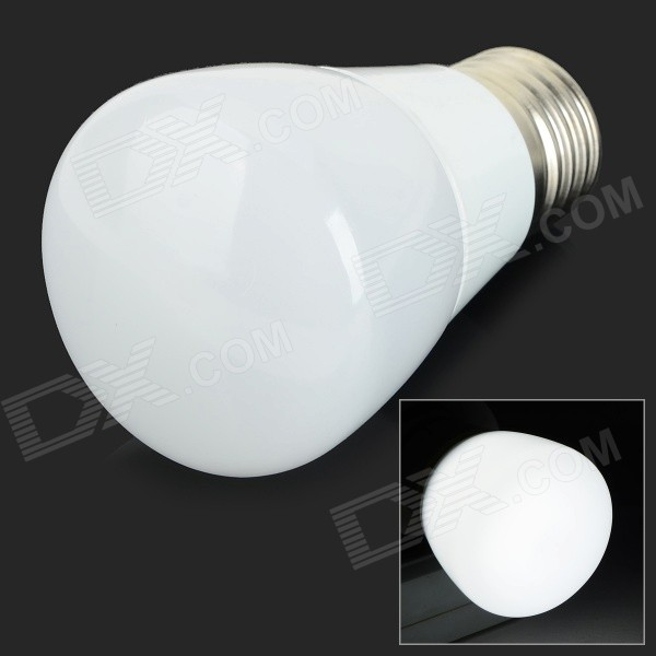 XUNRUIXING F-303 E27 3W 280lm 6500K 15-SMD 2835 LED White Light Bulb - White (AC 220V)