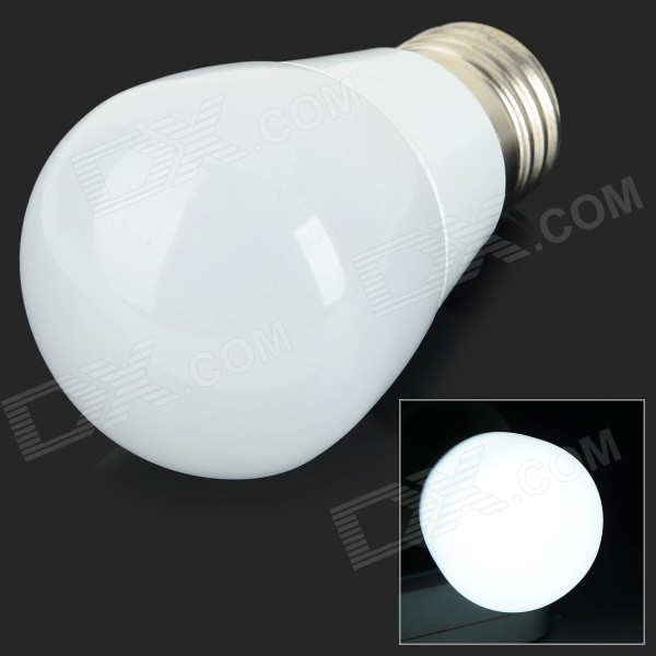 XUNRUIXING F-103 E27 3W 280lm 7000K 15-SMD 2835 LED Cool White Light Bulb - White (AC 220V)
