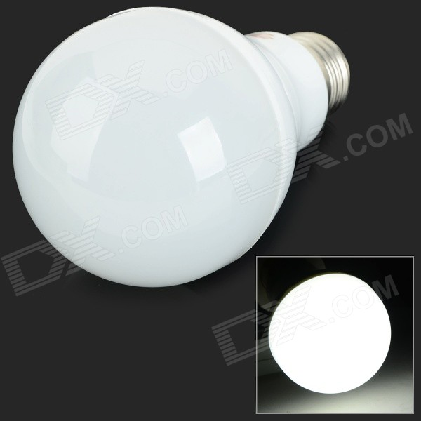 ZDM E27 9W 750lm 18-SMD 5730 Ampoule LED Cool White (AC 85 ~ 265V)