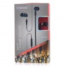 ipipoo ip-DC1vi In-Ear hodetelefoner m / Replaceable Wire + Mic. + Neste / volumkontroll - Champage