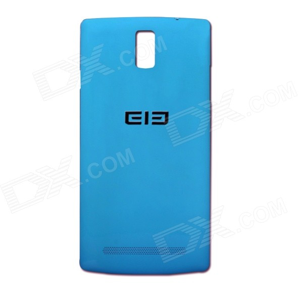 Replacement Battery Back Cover Case for Elephone G5 - Blue