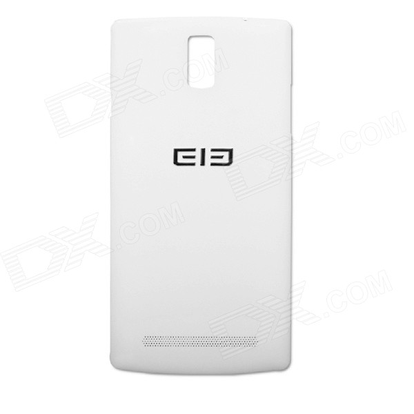Replacement Battery Back Cover Case for Elephone G5 - White
