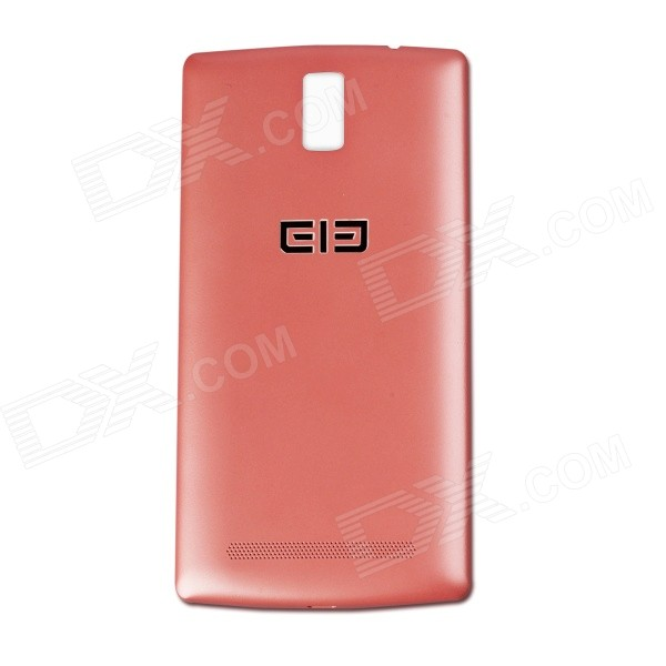 Replacement Battery Back Cover Case for Elephone G5 - Red