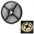 IP65 Waterproof 48W 2400lm 3500K Warm White 3528 SMD LED Car Decoration Light Strip (DC 12V / 5m)