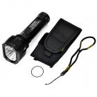 NITECORE EAX Outdoor 2000lm 8-Mode Cool White LED Flashlight - Black (8 x AA)
