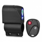 YY-610 Electric Bike Bicycle Anti-theft Security Alarm w/ RC - Black
