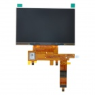 Replacement Repair Parts LCD Screen Module + Film Guards Set for PS Vita - Black + Multi-color