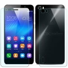 Mr.northjoe 0.3mm 2.5D 9H Front & Back Tempered Glass Film Protector for Huawei Honor 6