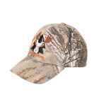 JUNGLE New Outdoor Men's Recreational Fishing Hunting Baseball Cap - Bionic Camouflage