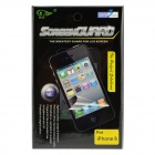 "HD Clear PET Screen Guard Film for IPHONE 6 4.7"" - Transparent"