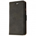 "Mr.northjoe Protective PU Leather Flip-open Case w/ Stand for IPHONE 6 4.7""- Gray"